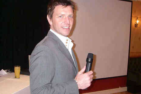 HS Presents - Silver Ticket to An Evening with Lee Sharpe on June 23 - Save 29%