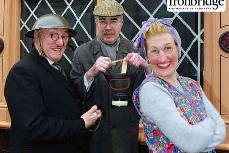 Ironbridge Gorge Museums - Blitz Hill A 1940's Evening on the Home Front - Save 37%