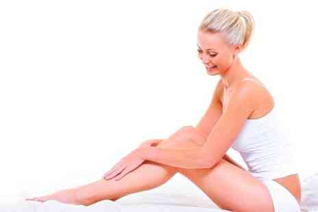 Nice Nails Baby - Half Leg and Underarms Wax - Save 30%