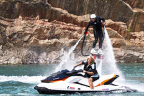 Big Crazy - Flyboarding Experience  - Save 43%
