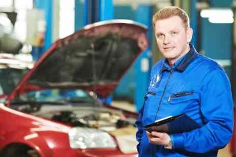 Chapmans Auto Centres - Service With Oil and Filter Change and Brake Check - Save 85%