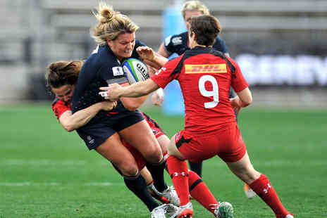 Harlequins Rugby Club - Tickets to the World Rugby Women's 7s Series - Save 40%