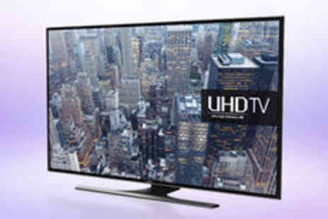 Electrical Experience - Samsung UE40JU6400 40 inch Smart 4K UHD LED TV plus  FREE delivery - Save 0%