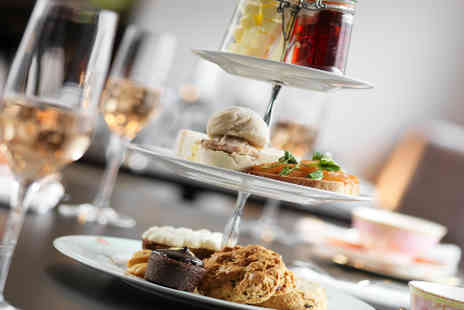 Pipers Restaurant - Afternoon tea for two with Prosecco  - Save 51%