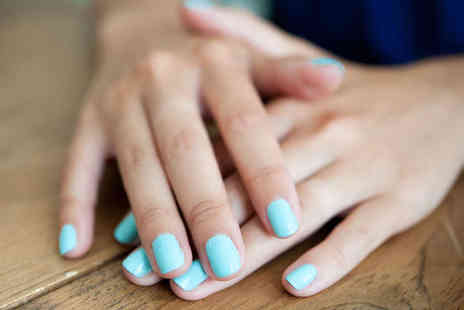 Natures Way - Express Shellac Manicure or Pedicure   - Save 44%
