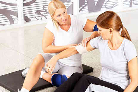 Grays Medic - First Aid at Work Day Course - Save 47%