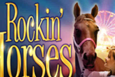 Playhouse Theatre - West End Ticket to Rockin Horses - Save 51%
