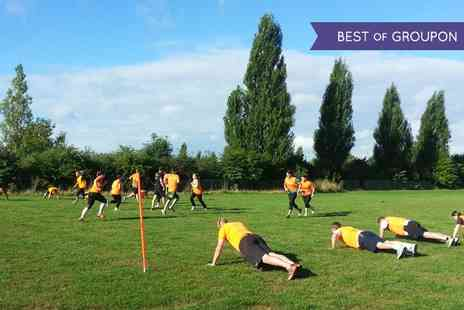 DNA Boot Camp - 10 Fitness Sessions - Save 63%