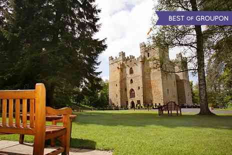 Langley Castle - Guided Family Battlement Tour - Save 50%