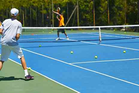 Duston United Tennis Club -  One Month Adult or Family Membership  - Save 49%