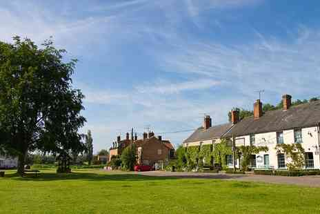 The Dabbling Duck - Two Night Stay For Two With Afternoon Tea  - Save 0%