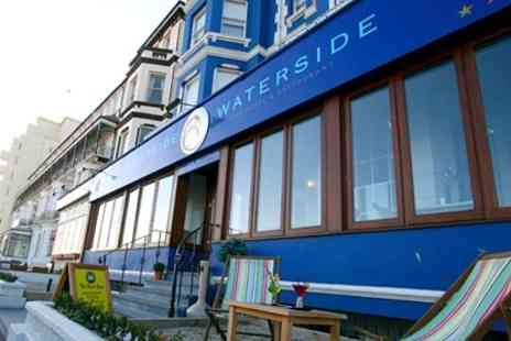 Waterside Boutique Hotel - One or Two Nights Stay For 2 With Bottle of Prosecco  - Save 0%