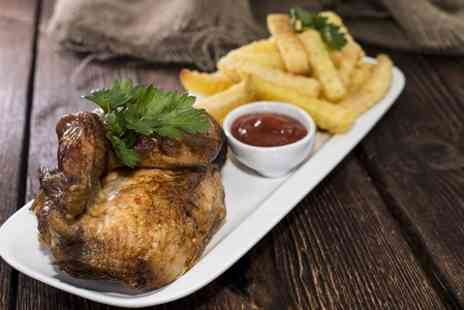Semedos - Portuguese Steak or Chicken With Sides and Gelato For Two  - Save 41%