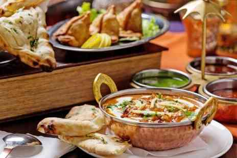 Shehzad Tandoori - Two Course Indian Meal With Appetisers For Two - Save 57%