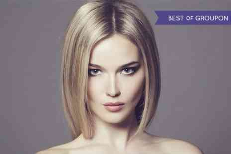 HQ Hair and Beauty - Cut and Blow Dry With Highlights - Save 0%