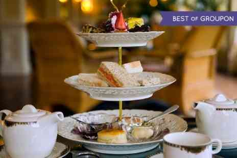Hilton Southampton Hotel - Afternoon Tea With Cocktail For Two  - Save 40%