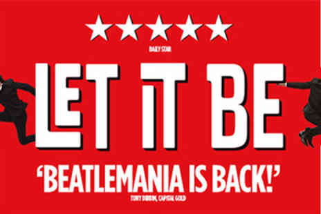 Omega Holidays - Ticket to See Let it Be in London's - Save 65%