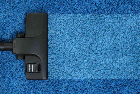 TNA Cleaning - Carpet cleaning in any two 12m x 12m rooms, a hallway, stairs & landing  - Save 66%