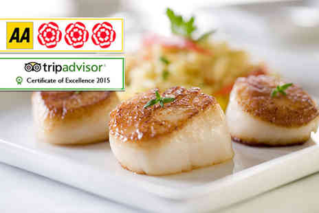 Design House Restaurant - Seven course tasting menu for 2  - Save 59%