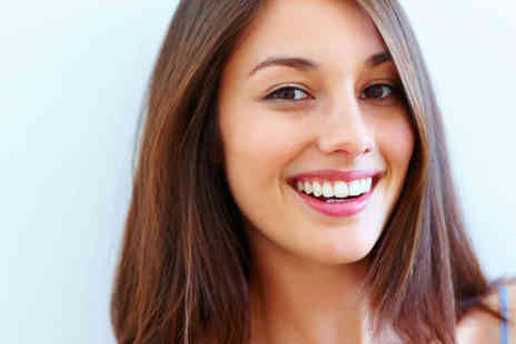 W1 Smile Street - Laser Teeth Whitening Session with Dentist - Save 83%