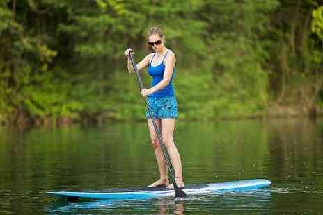 Queen Mary Sailing Club - Two Hours of Stand Up Paddleboarding - Save 50%