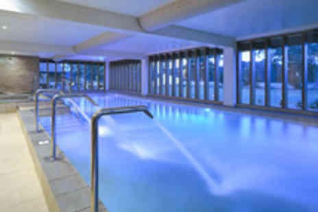 New Park Manor  - New Forest Spa Day with Two Treatments for One  - Save 31%