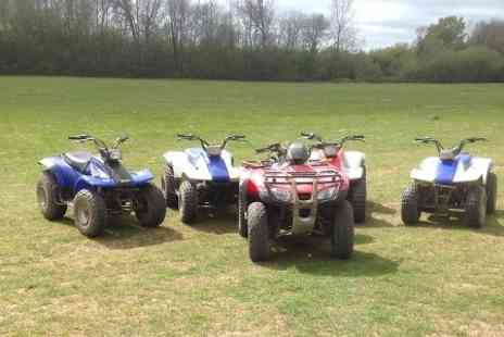 Quad Cross - Five Mile Quad Biking Experience - Save 67%