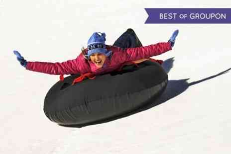 Silksworth Sports Centre - Tubing For Two Skiing Beginners Course or Kids Course - Save 66%