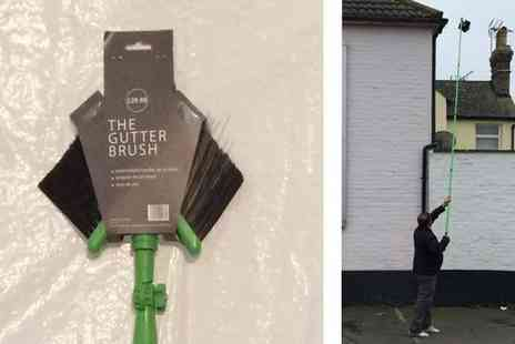 my internet warehouse - Telescopic 4.5m Gutter Brush - Save 47%