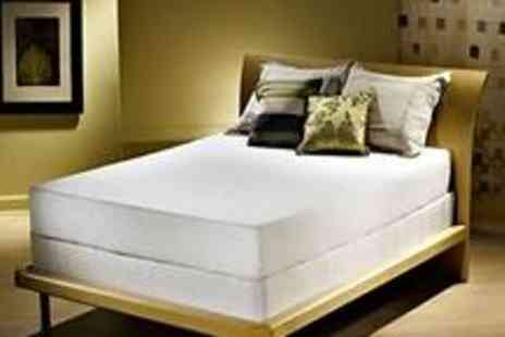 Bedz4u - Luxury king Beauty Sleep 250 memory foam mattress - Save 60%