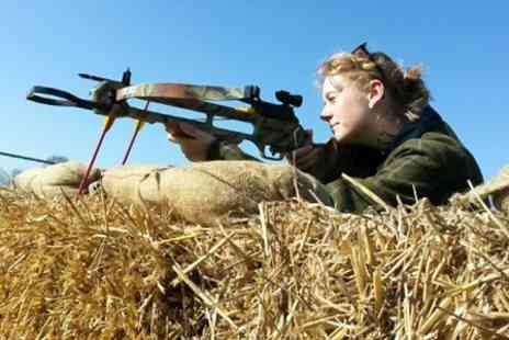 Explore 4x4 - Two Hour Shooting and Archery Experience - Save 45%
