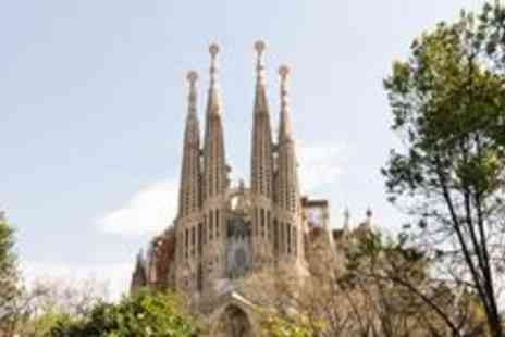 City Traveller -Three night break in Barcelona with accommodation and return flights - Save 55%