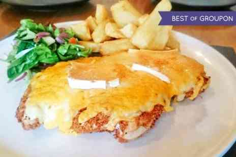The Smiths Arms - Chicken Parmesan With Fries For Two  - Save 61%