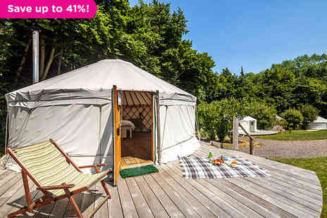 The Yurt Retreat - Get Back to Nature with a Touch of Luxury - Save 41%