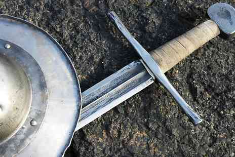 Sunrise Bushcraft  - Ancient Weaponry Experience For One   - Save 0%