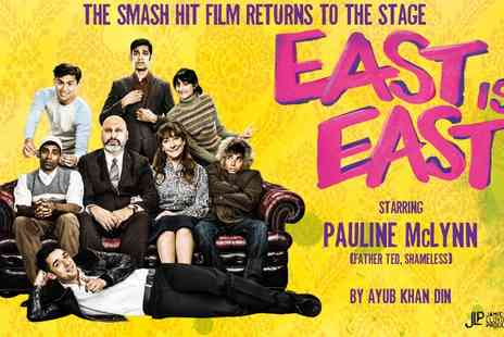 Curated by Groupon - Ticket  to East Is East Theatre  - Save 0%