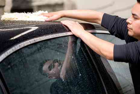 GM Valeting Services - Express Mini Valet or Full Car Valet with GM Valeting Services   - Save 0%