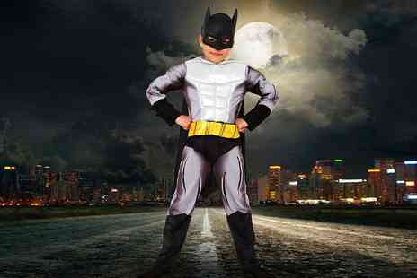 Andreas Photography - Superhero Photoshoot With Prints  - Save 92%