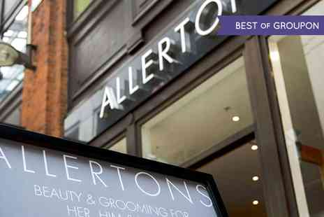 Allertons - Entry to  First Anniversary Event  - Save 50%
