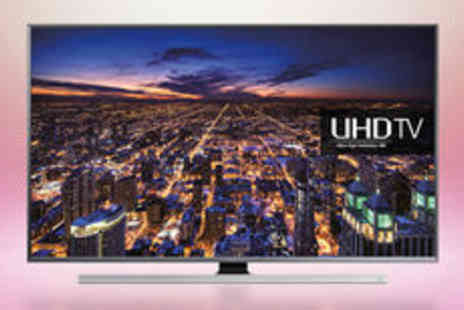 "Electrical Experience - Samsung UE55JU7000 55"" 4K Smart TV  FREE delivery - Save 0%"