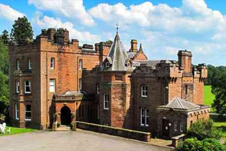 Friars Carse Hotel - 19th Century Hotel Stay including  Meals - Save 41%