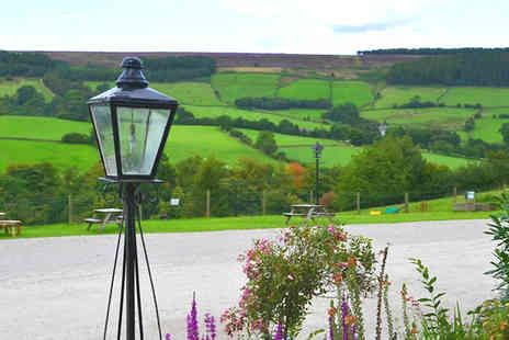 White Horse Farm Inn - One, Two or Three night B&B stay for two people - Save 0%