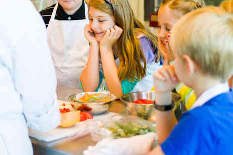 Forensic Food - One day child entry to a Forensic Food holiday camp - Save 29%