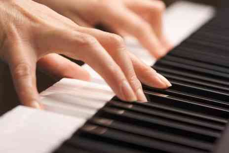 JD Campus London - Online piano course - Save 95%