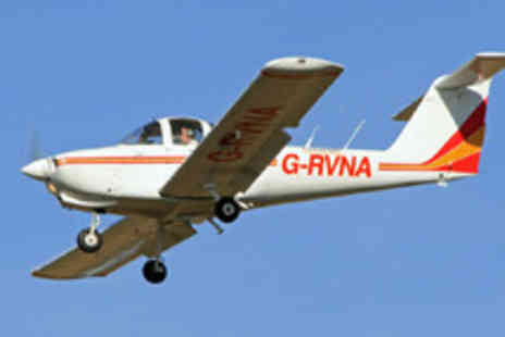 Ravenair Flying School - A Choice of Thrilling Light Aircraft Flying Lessons for One - Save 21%