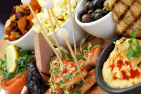 Oddfellows - Sharing Platter and Prosecco for Two - Save 50%