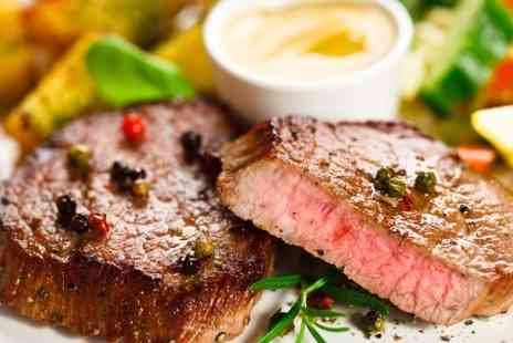 Sturminster House Tea - Steak For Two  - Save 0%