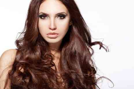 Vince and Victoria - Cut and Blow Dry With Colour  - Save 49%