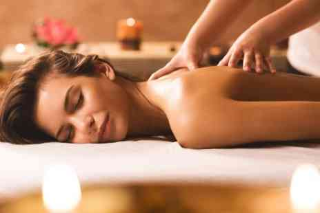 The Spa - Choice of 75 Minute Massage and 30 Minute Facial  - Save 61%