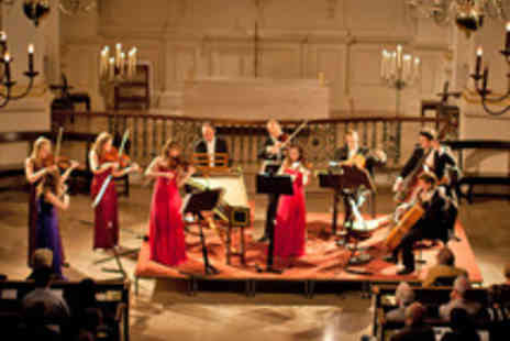 London Concertante - Ticket to Vivaldi  The Four Seasons by Candlelight  - Save 41%